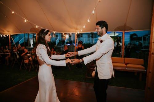 Free stock photo of bridal, bride, close-up, dress