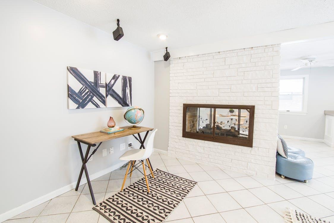 apartmán, čištění, design interiéru