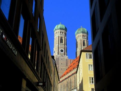 Foto d'estoc gratuïta de centre de la ciutat, munich
