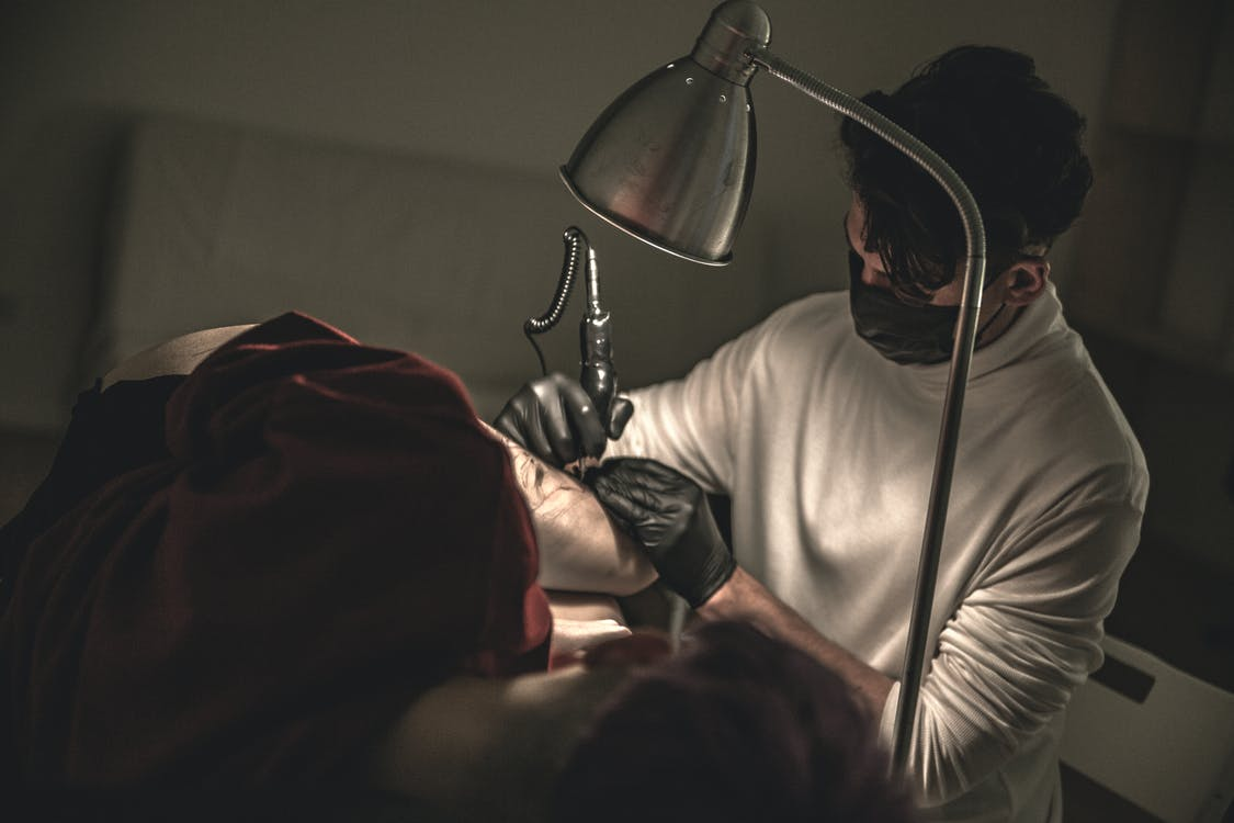 artist tatuator, tatuaj