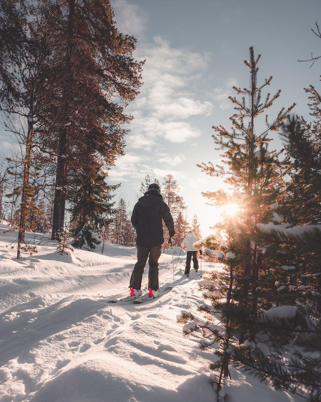 Najpopularniejsze sporty zimowe