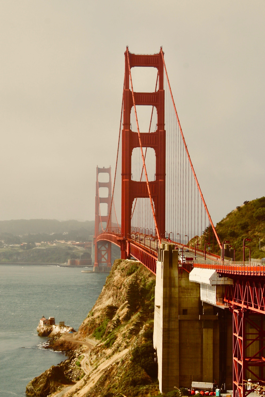 Golden Bridge, California