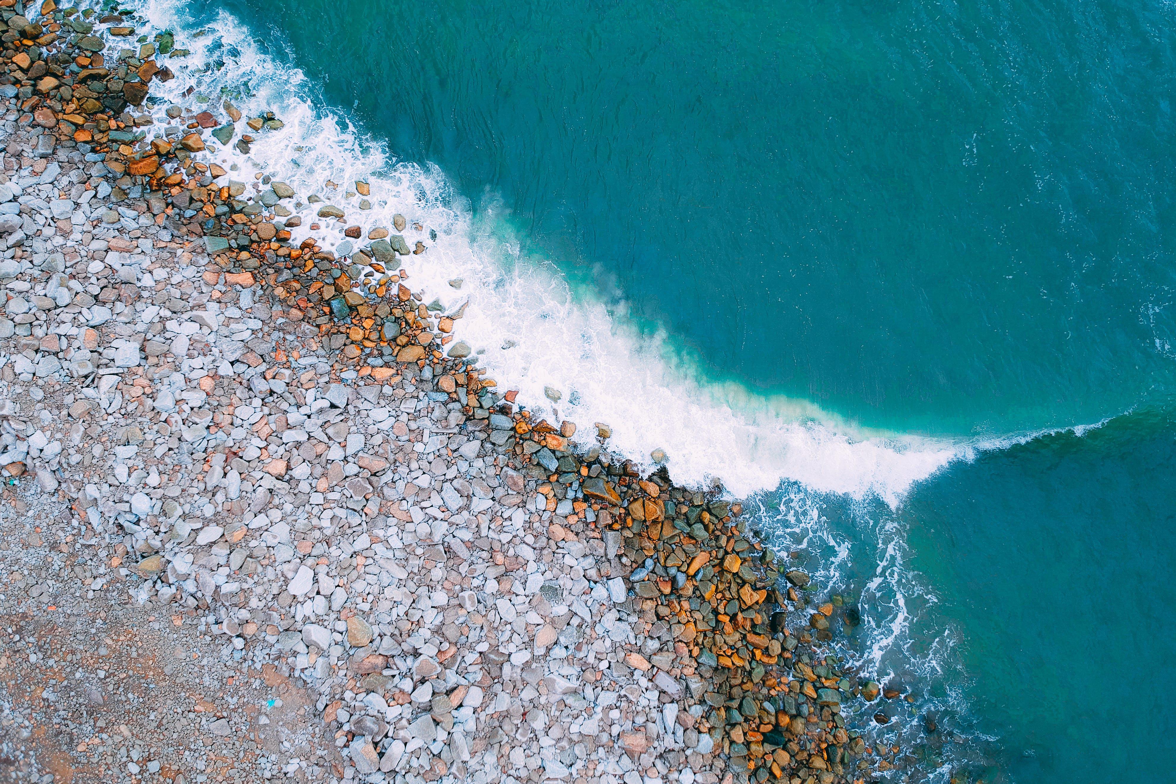 Darmowe zdjęcie z galerii z fale, morze, ocean, plaża