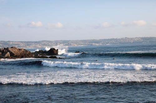 Free stock photo of beach, chile, mar, playa