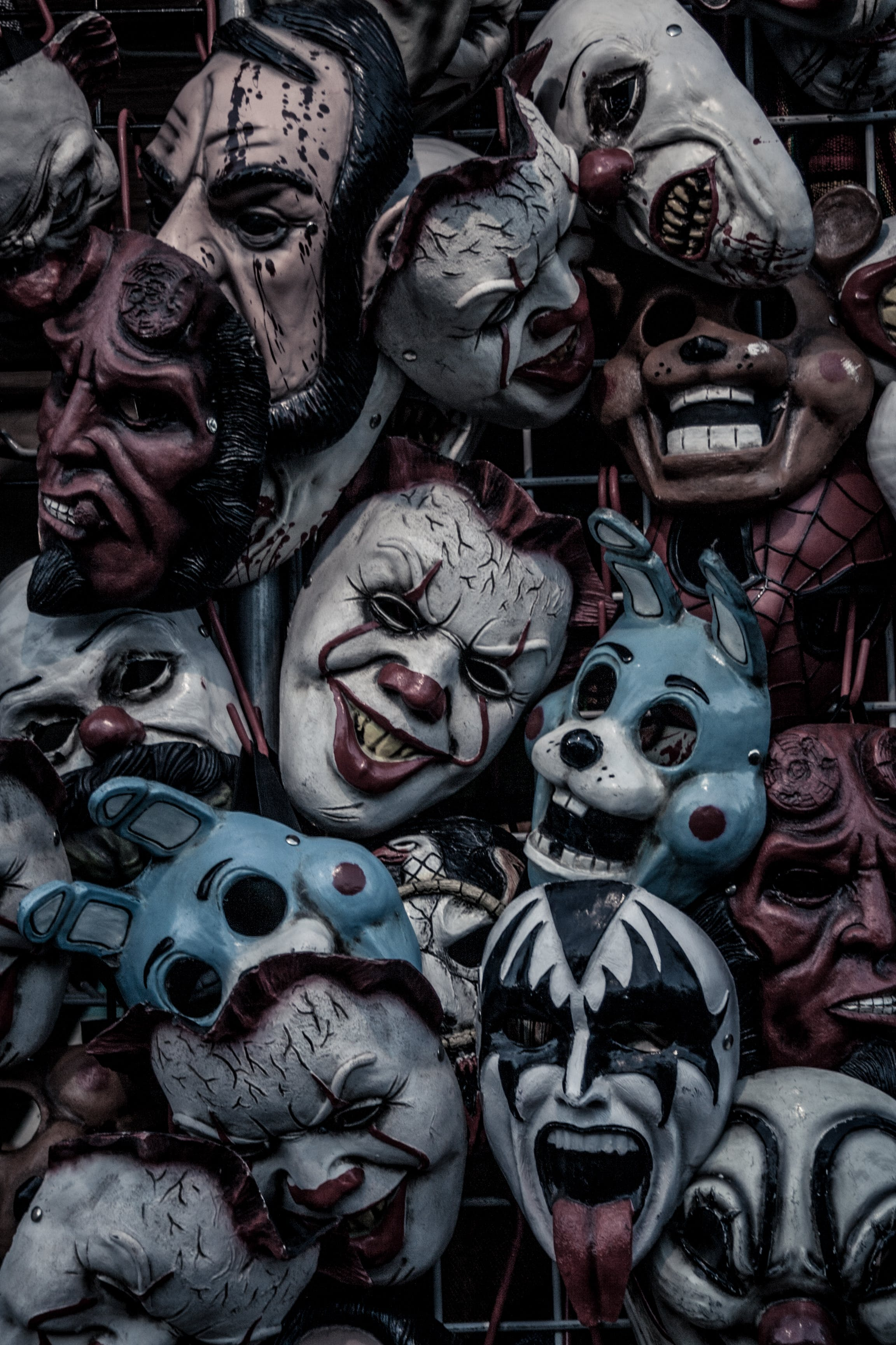 Free stock photo of carnival, county fair, creepy, devil