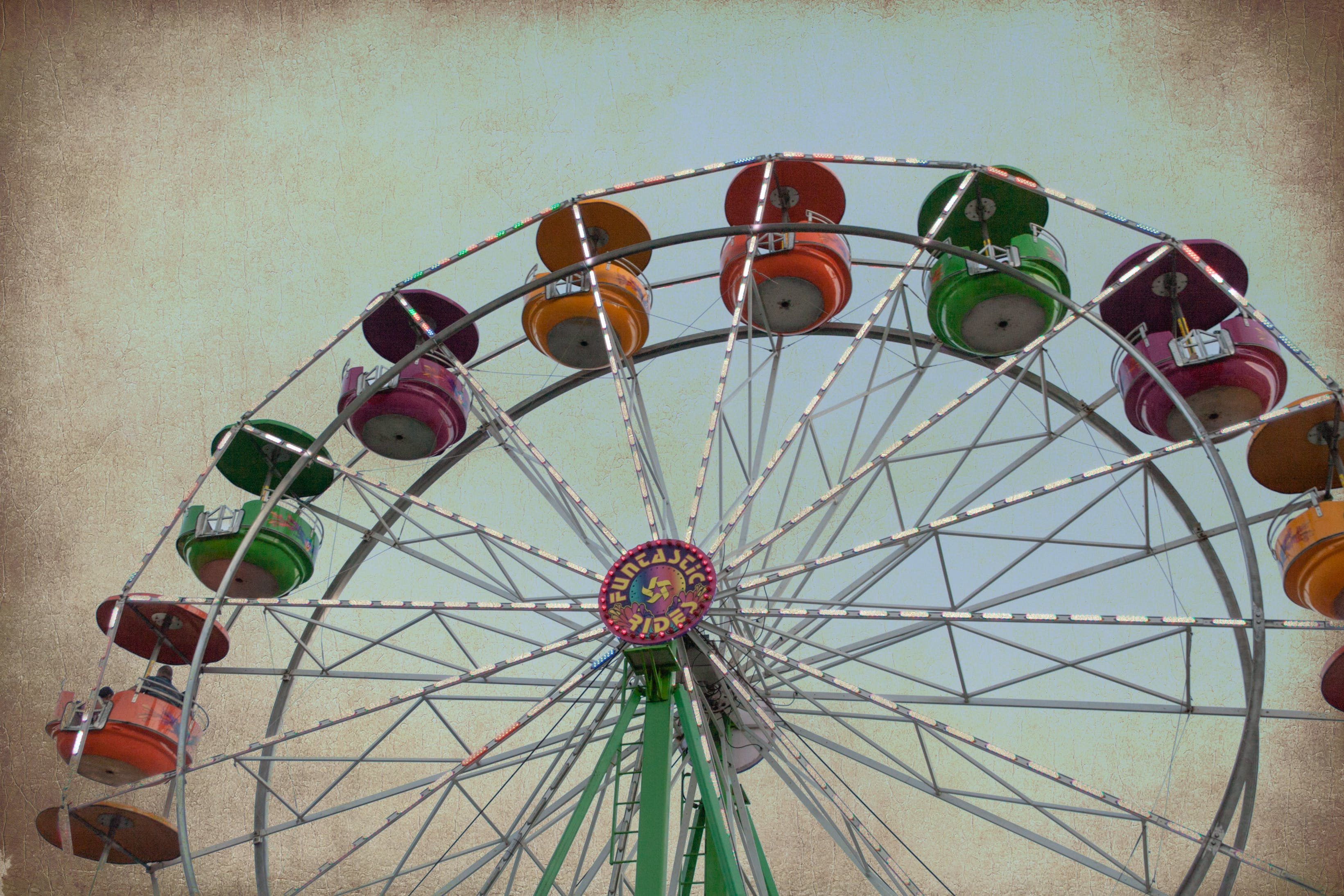 Free stock photo of carnival, ferris wheel, funtastic, nostalgia