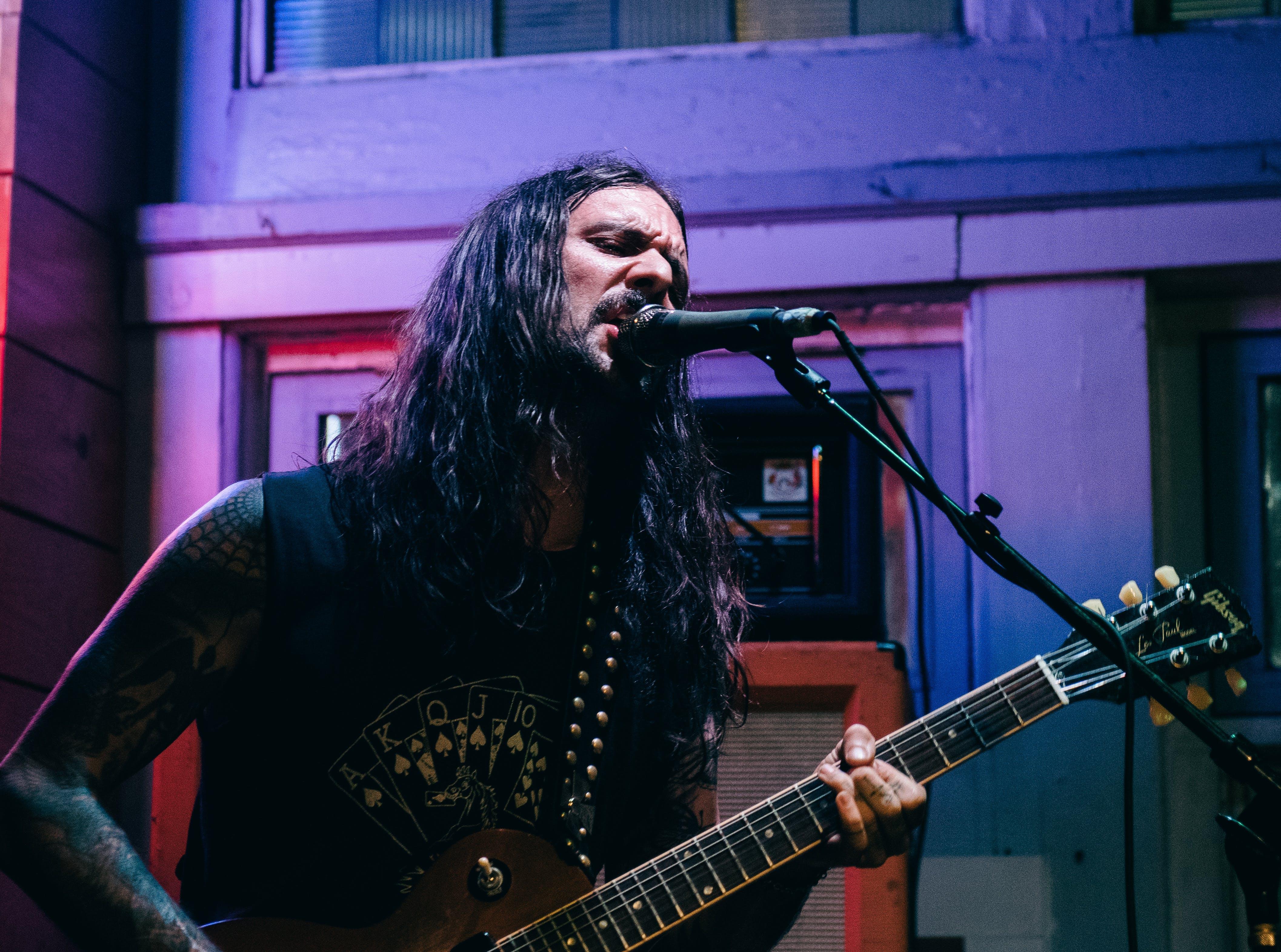 sxsw, エレキギター, ギター, グランジの無料の写真素材