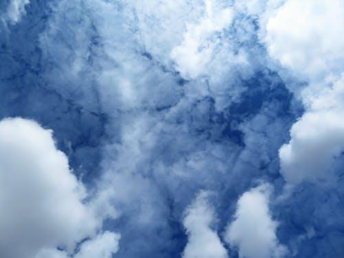 Darmowe zdjęcie z galerii z atmosfera, chmury, dzień, kosmos