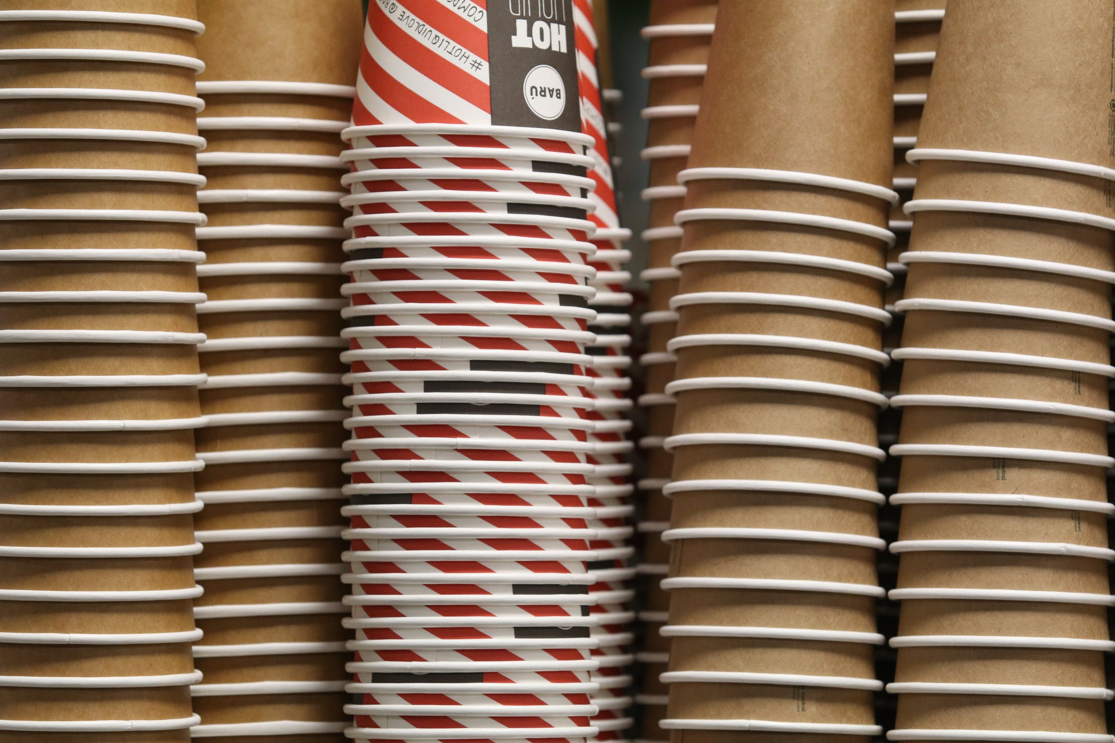 some paper cups have hidden plastic in them
