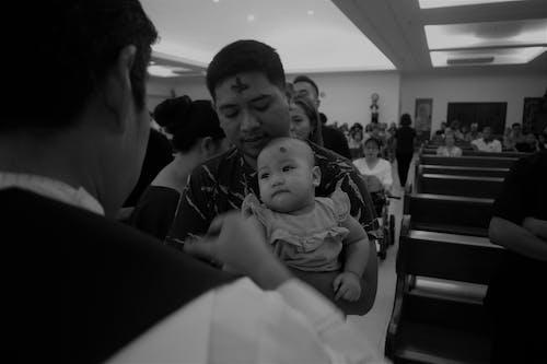 Ingyenes stockfotó apu, baba, család, fekete témában