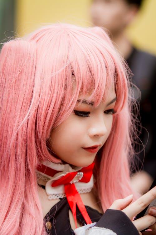 Kostenloses Stock Foto zu asiatin, asiatische person, attraktiv, band