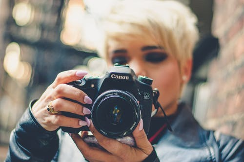 Gratis stockfoto met camera, cameralens, canon dslr-camera, close-up