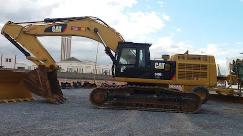 Fotos de stock gratuitas de construcción y obras públicas., maquinaria de construcción, maquinaria industrial, oruga