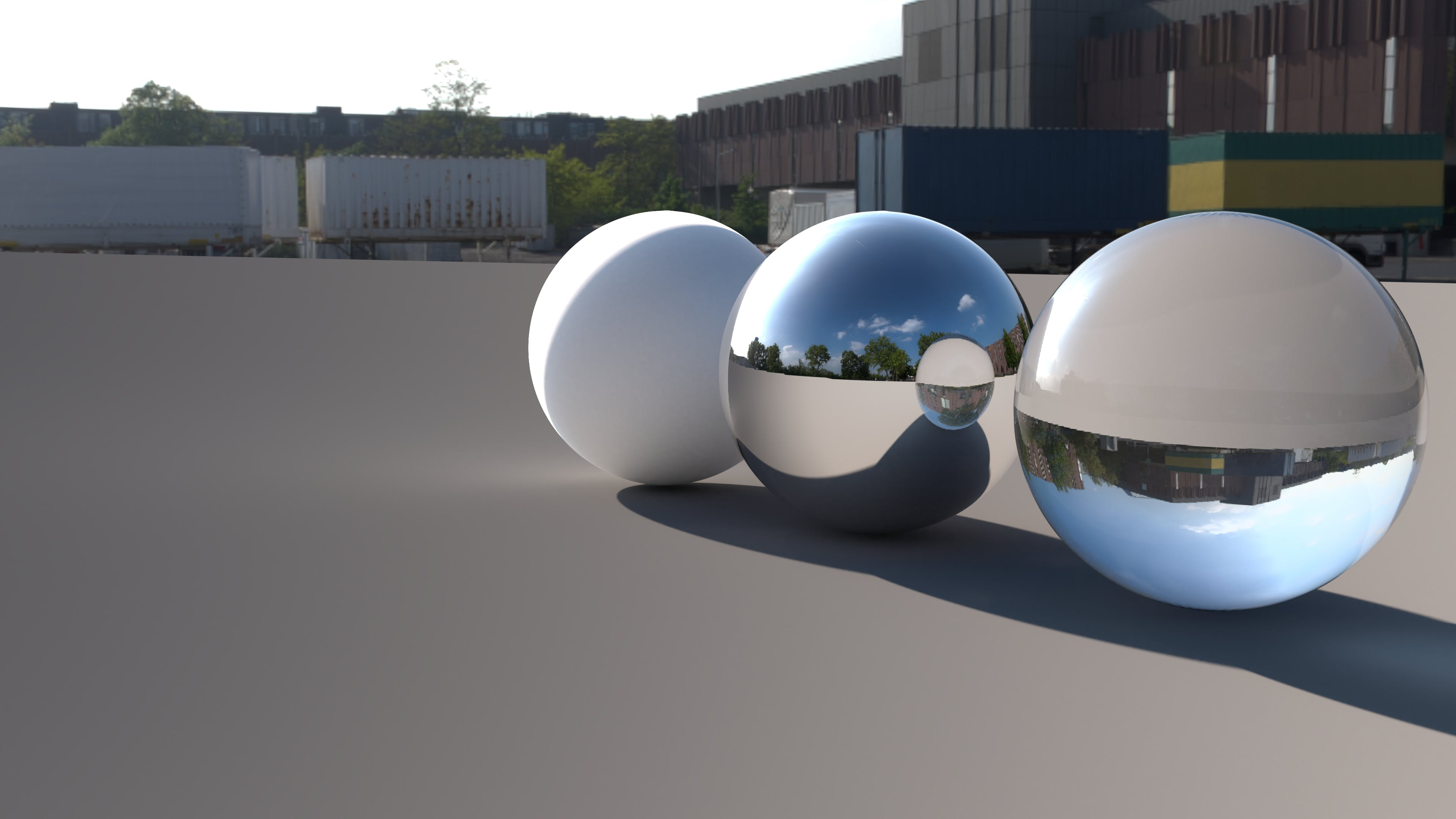 3 Balls, wallpaper