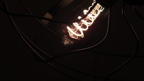 光, 吊燈, 燈泡, 電燈泡 的 免費圖庫相片