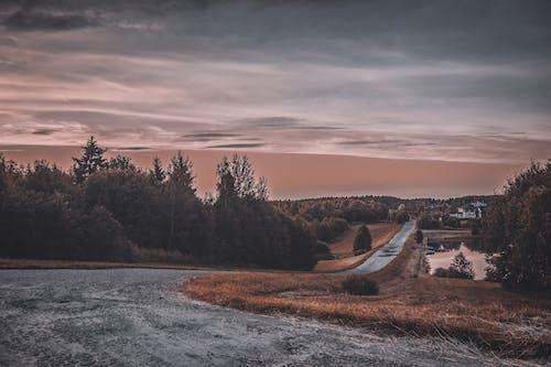 夜明け, 絶景, 美しい, 自然の無料の写真素材
