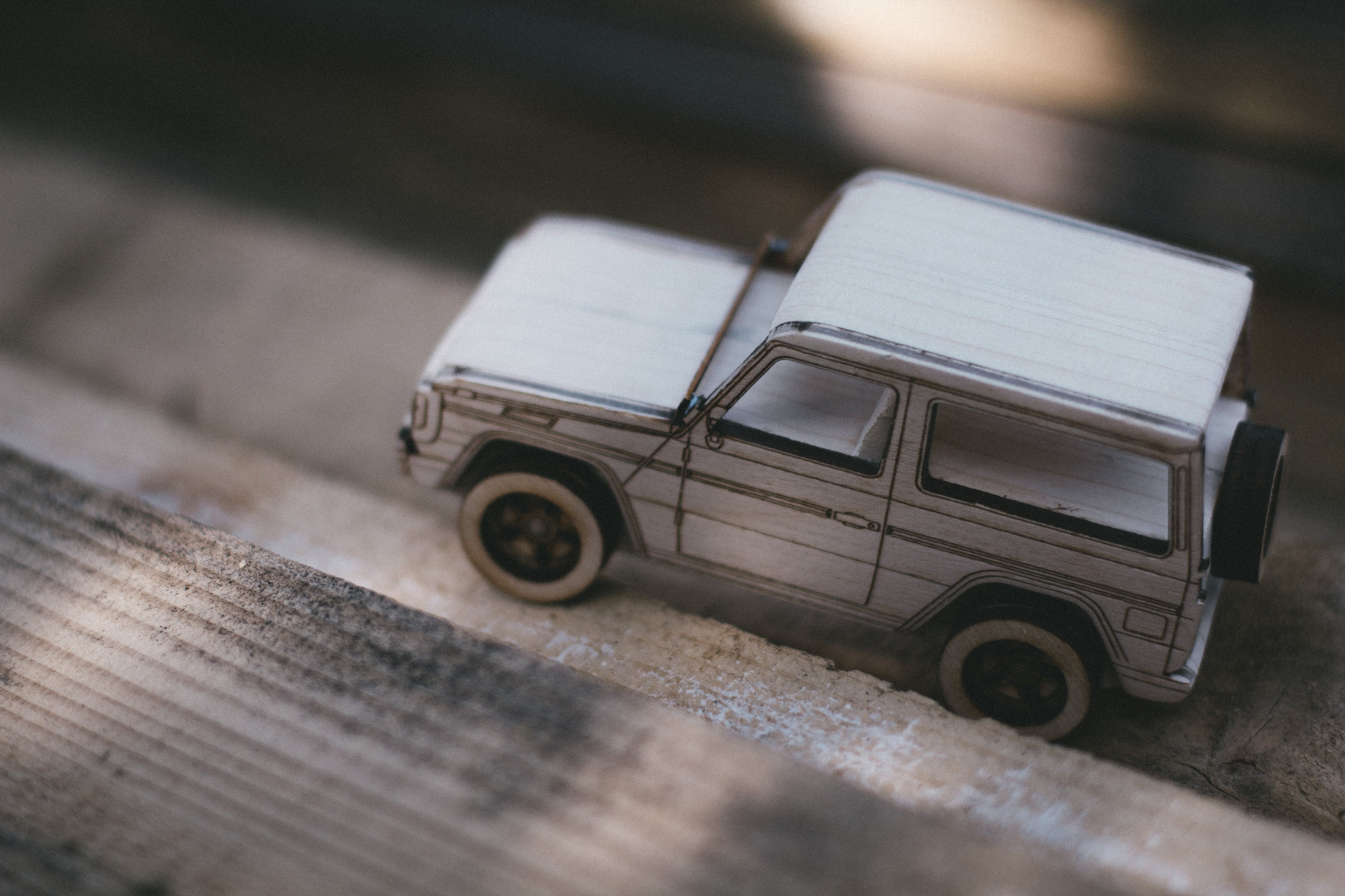Free stock photo of 4x4, car, car model, children toys