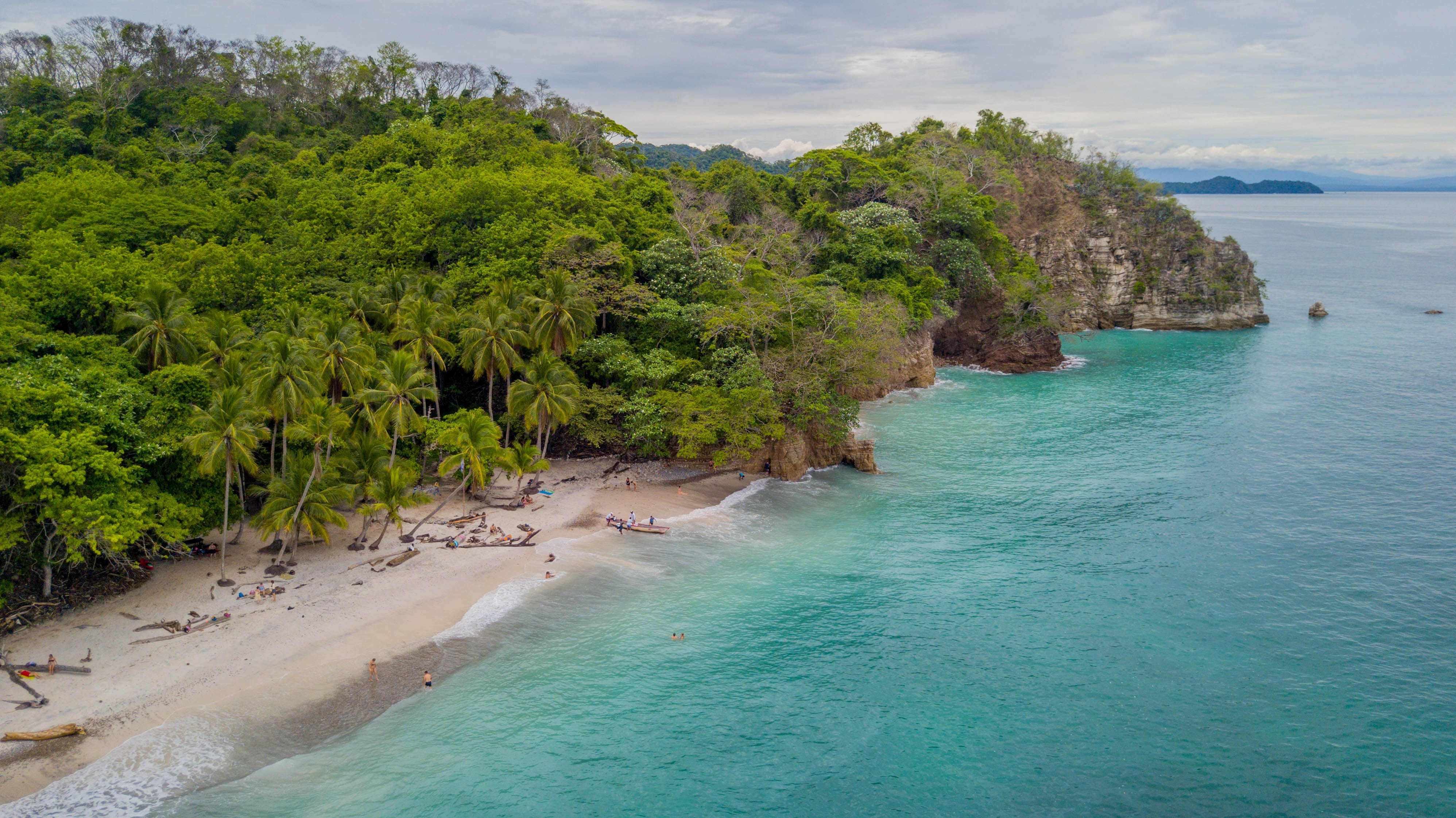 Free stock photo of beach, drone, landsape, nature