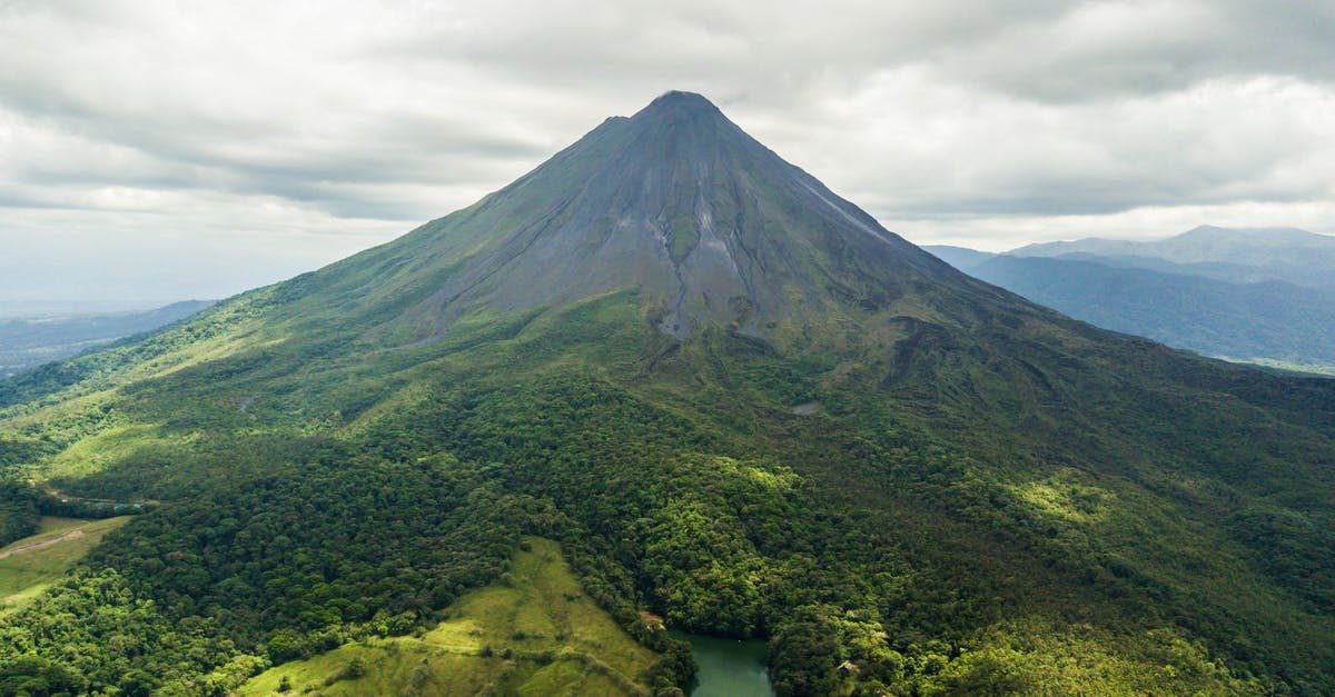Mountain Peak · Free Stock Photo