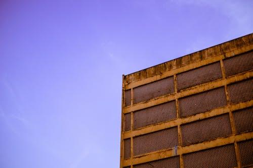 Photos gratuites de acier, brun, ciel, façade