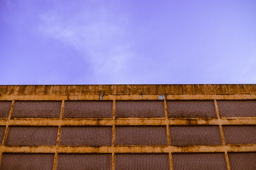 Foto profissional grátis de aço, de metal, estrutura, estrutura de metal