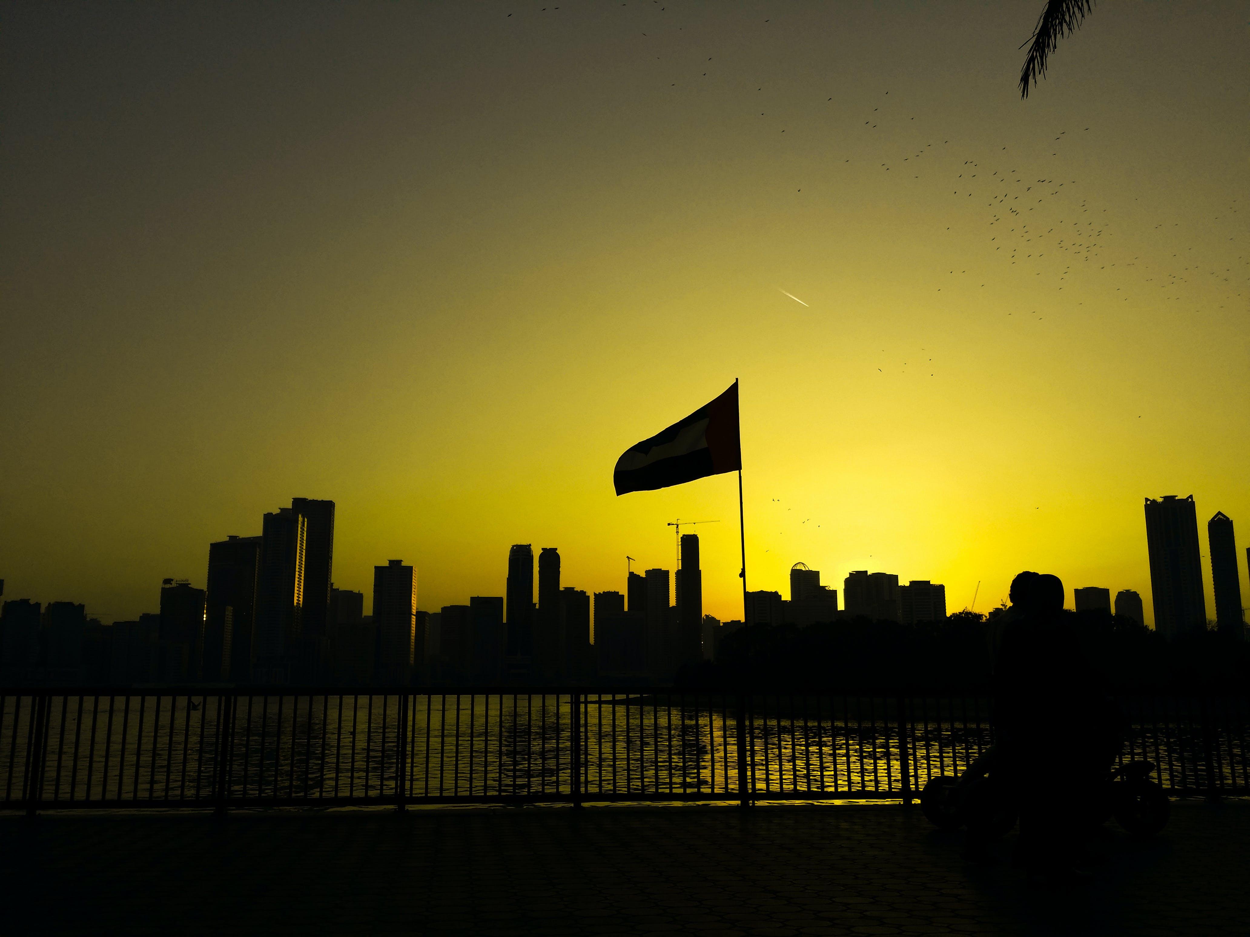 Free stock photo of atmospheric evening, beach, Corniche, evening