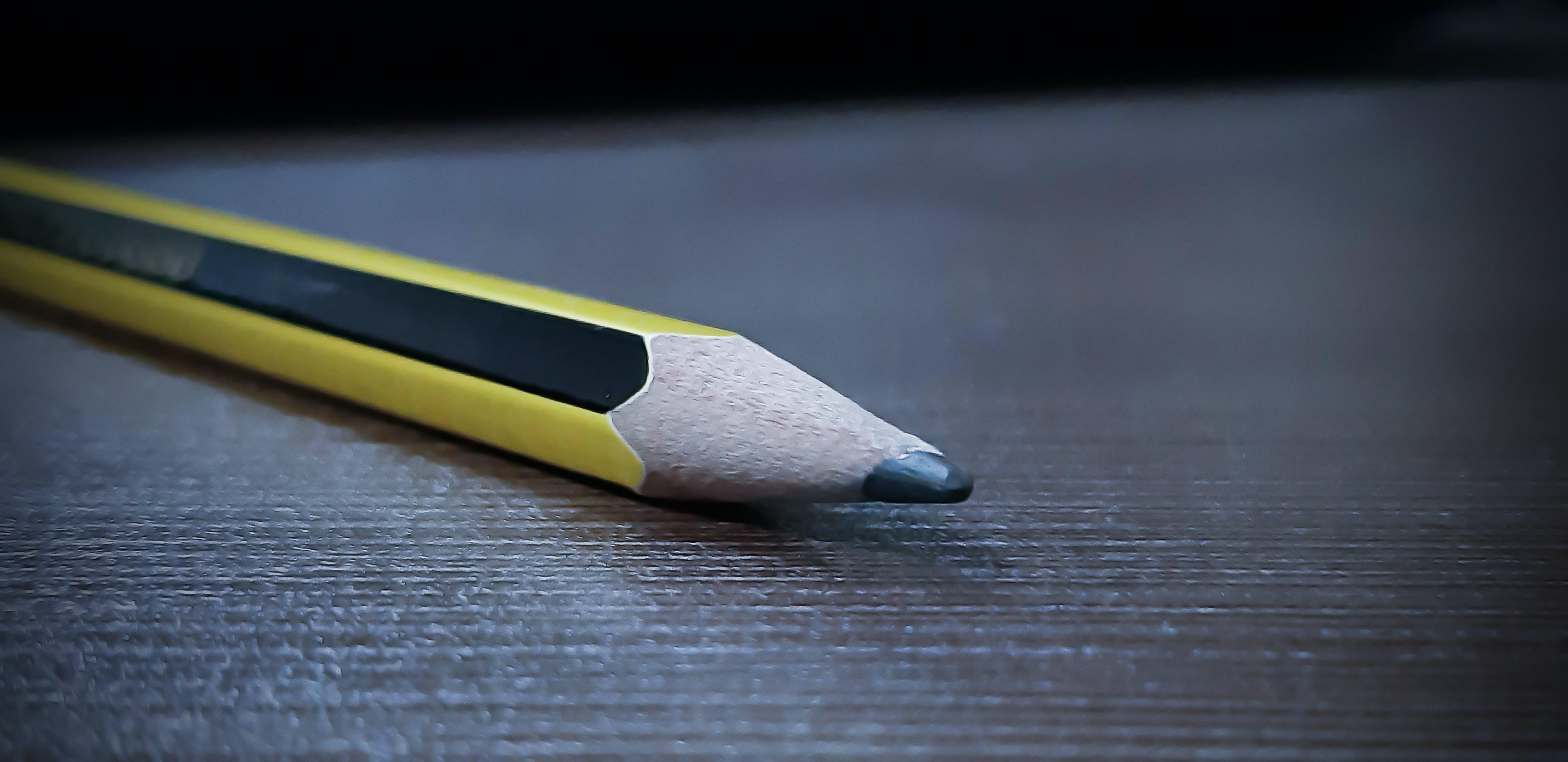 Free stock photo of lead pencil, pencil, sketching, vintage
