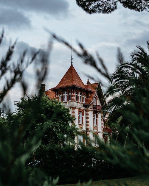 別墅, 大宅院, 建築, 建造 的 免費圖庫相片