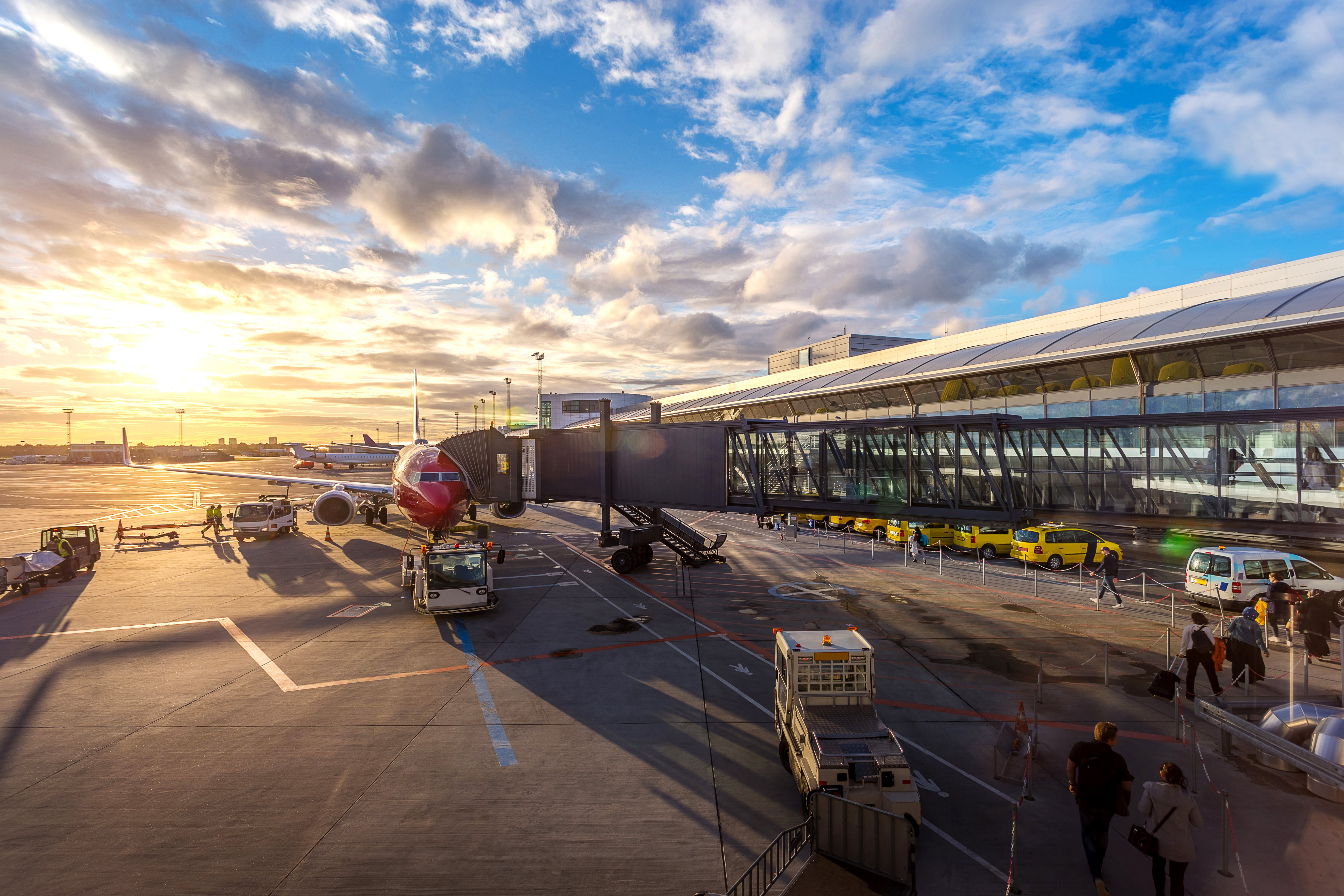 Základová fotografie zdarma na téma letadla, letadlo, letectví, letiště