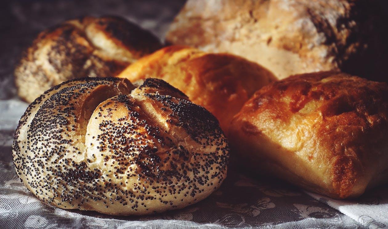 bánh, bánh mì, bánh mỳ