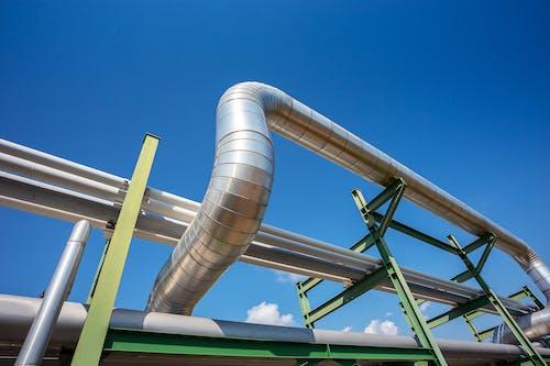 Ingyenes stockfotó acél, állomás, benzin, csípős témában