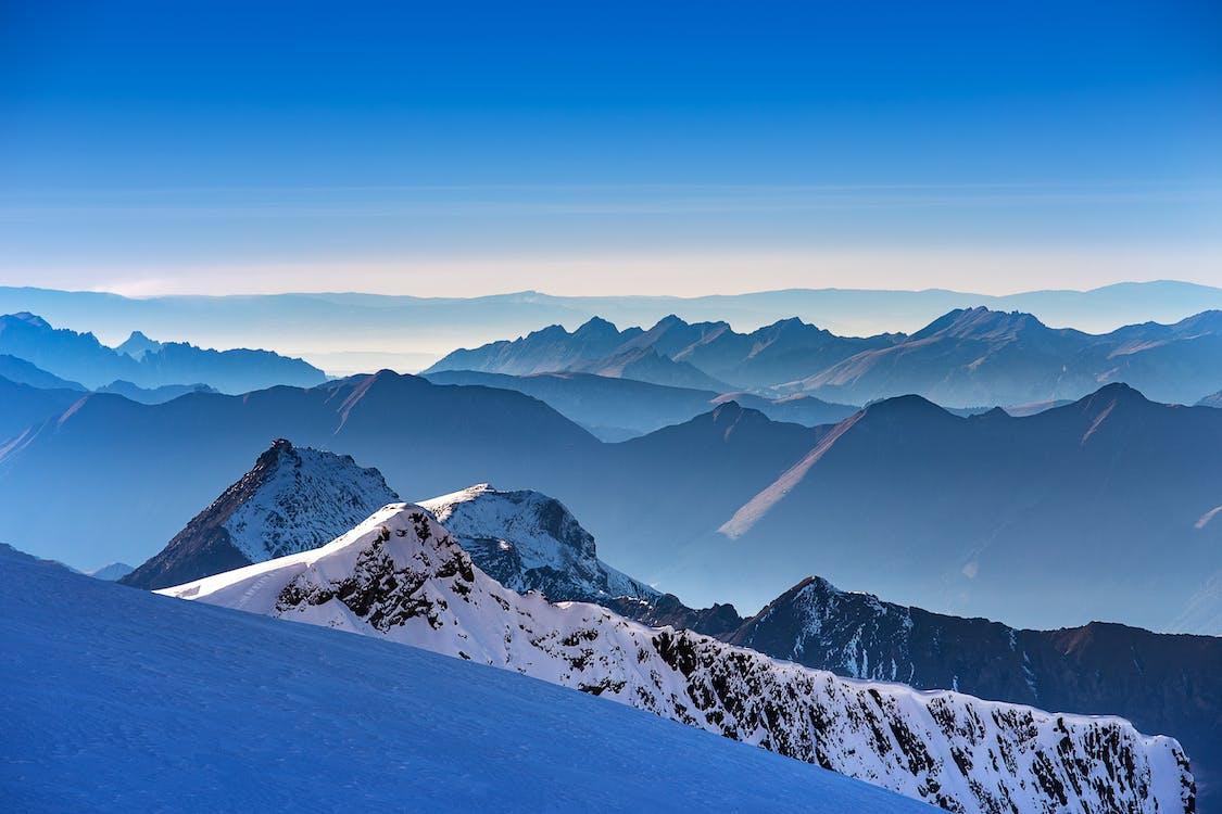 alpene, alpin, europa