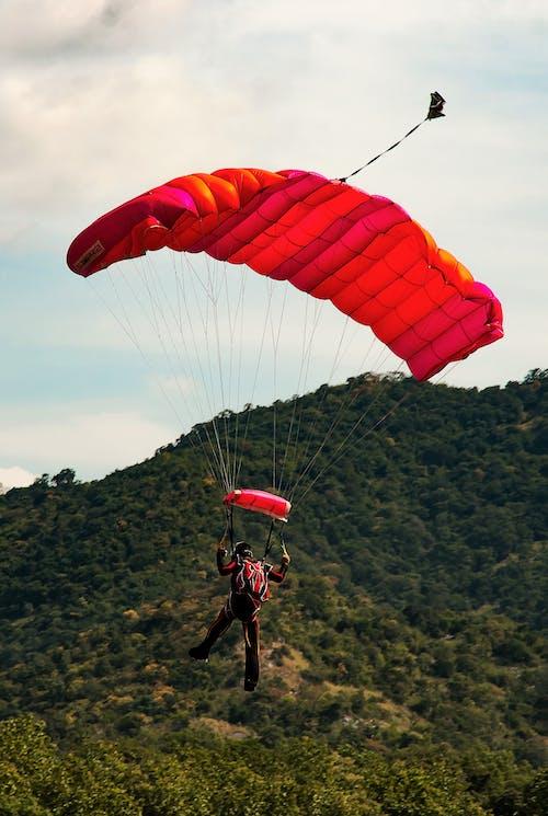 遊戲, 運動, 降落傘 的 免費圖庫相片