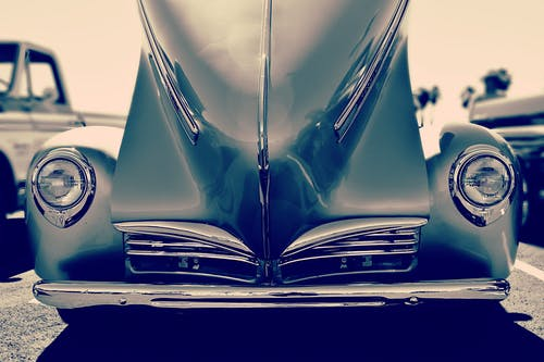 Free stock photo of antique, auto, automobile