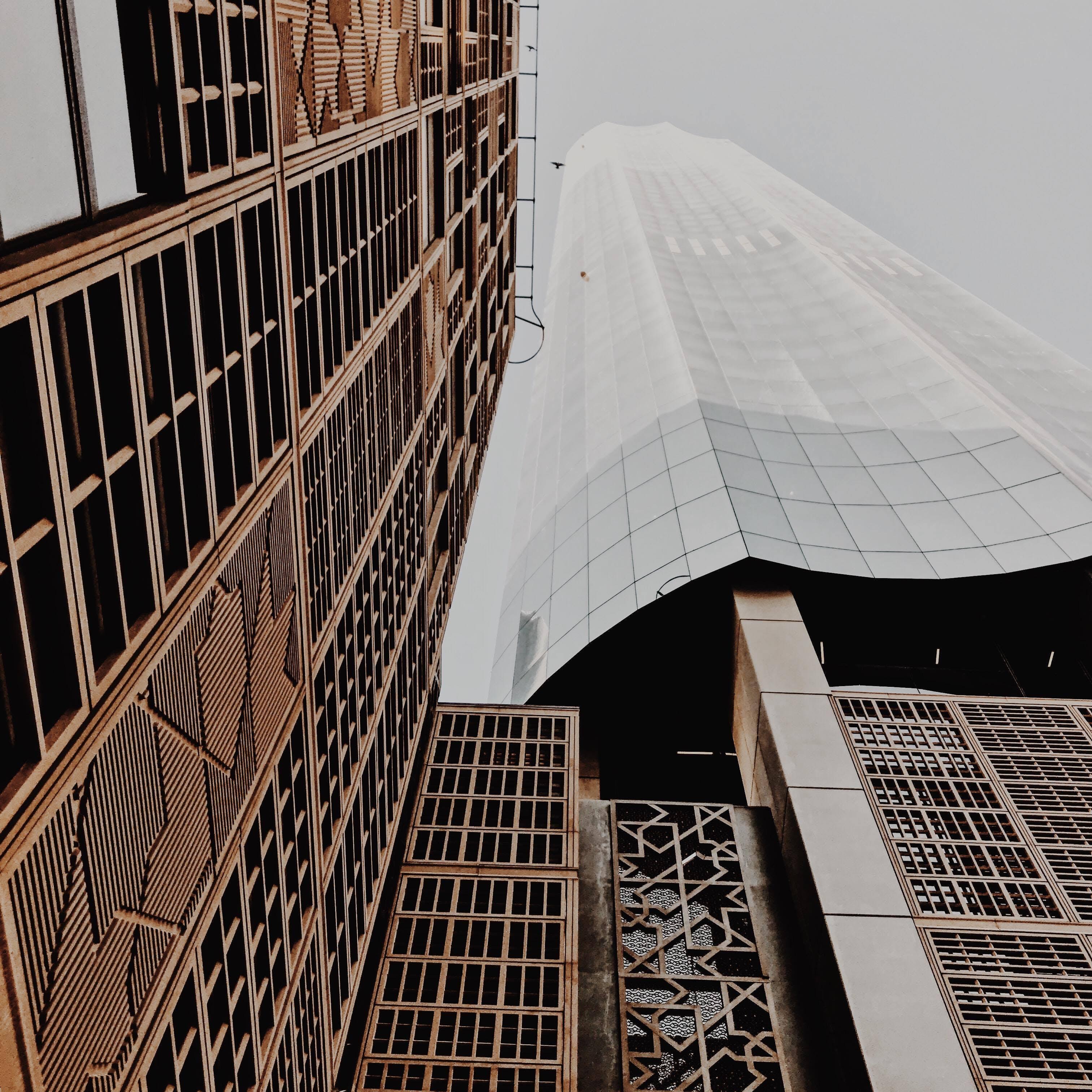 Ảnh lưu trữ miễn phí về bầu trời quang đãng, các tòa nhà, cao nhất, chụp ảnh ngoài trời