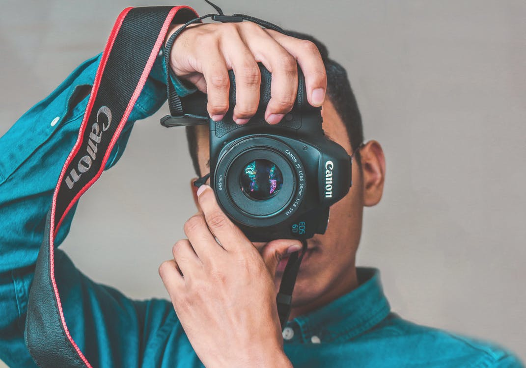 dslr, fotograf, fotografi