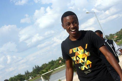 Free stock photo of africa, black, boy