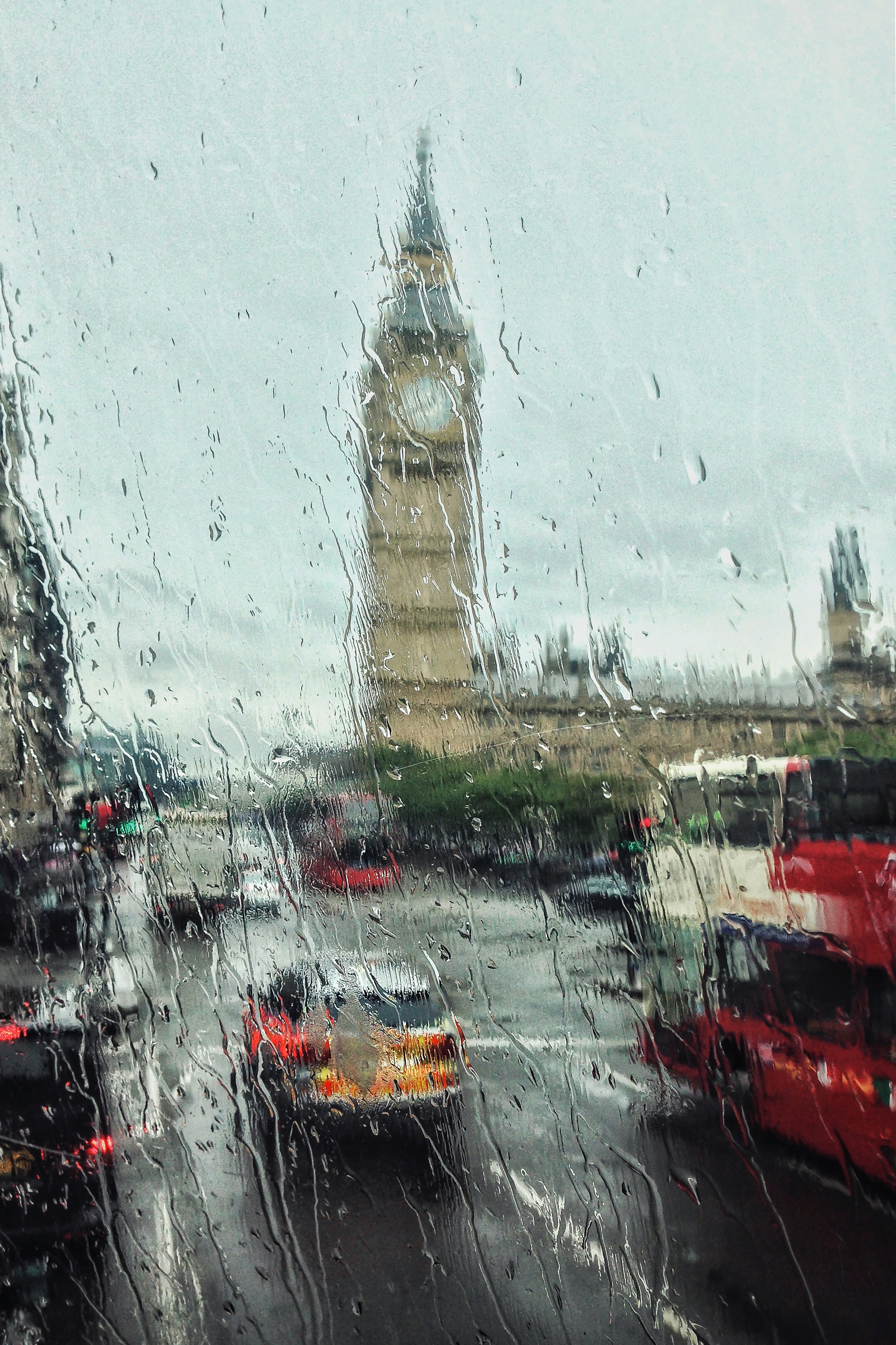 Free stock photo of architecture, big ben, buildings, cars