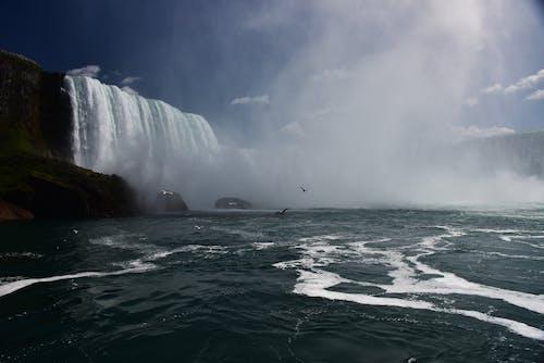 アメリカ, 滝の無料の写真素材