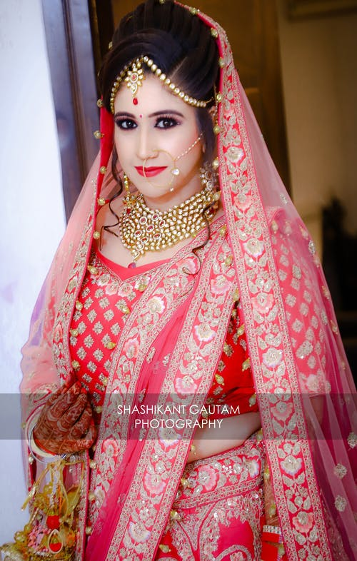 Free stock photo of fashion, makeup, wedding