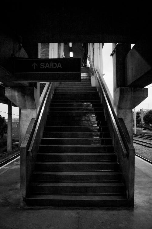 Immagine gratuita di stazione dei treni