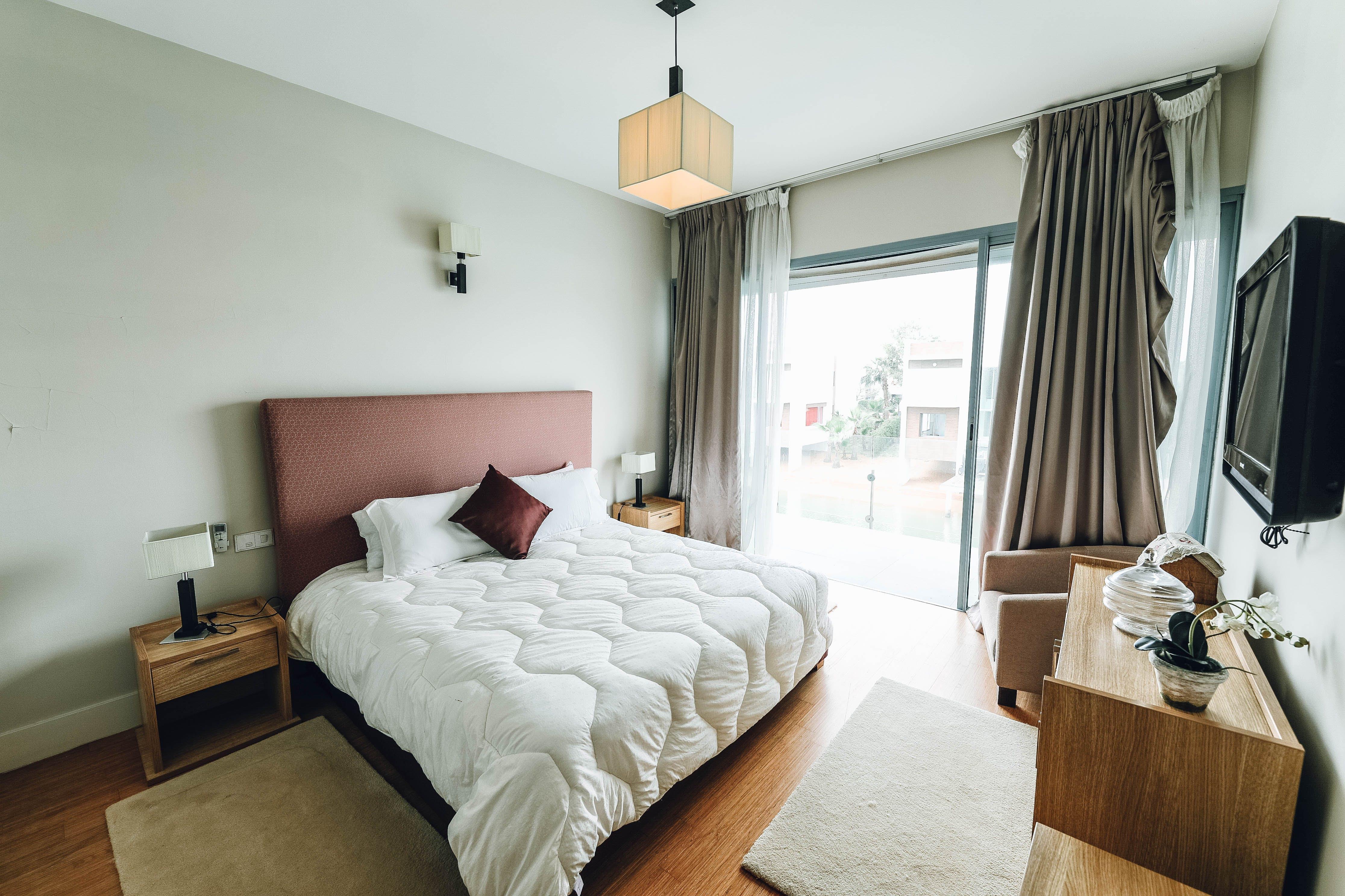 Immagine gratuita di appartamento, camera, comfort, contemporaneo