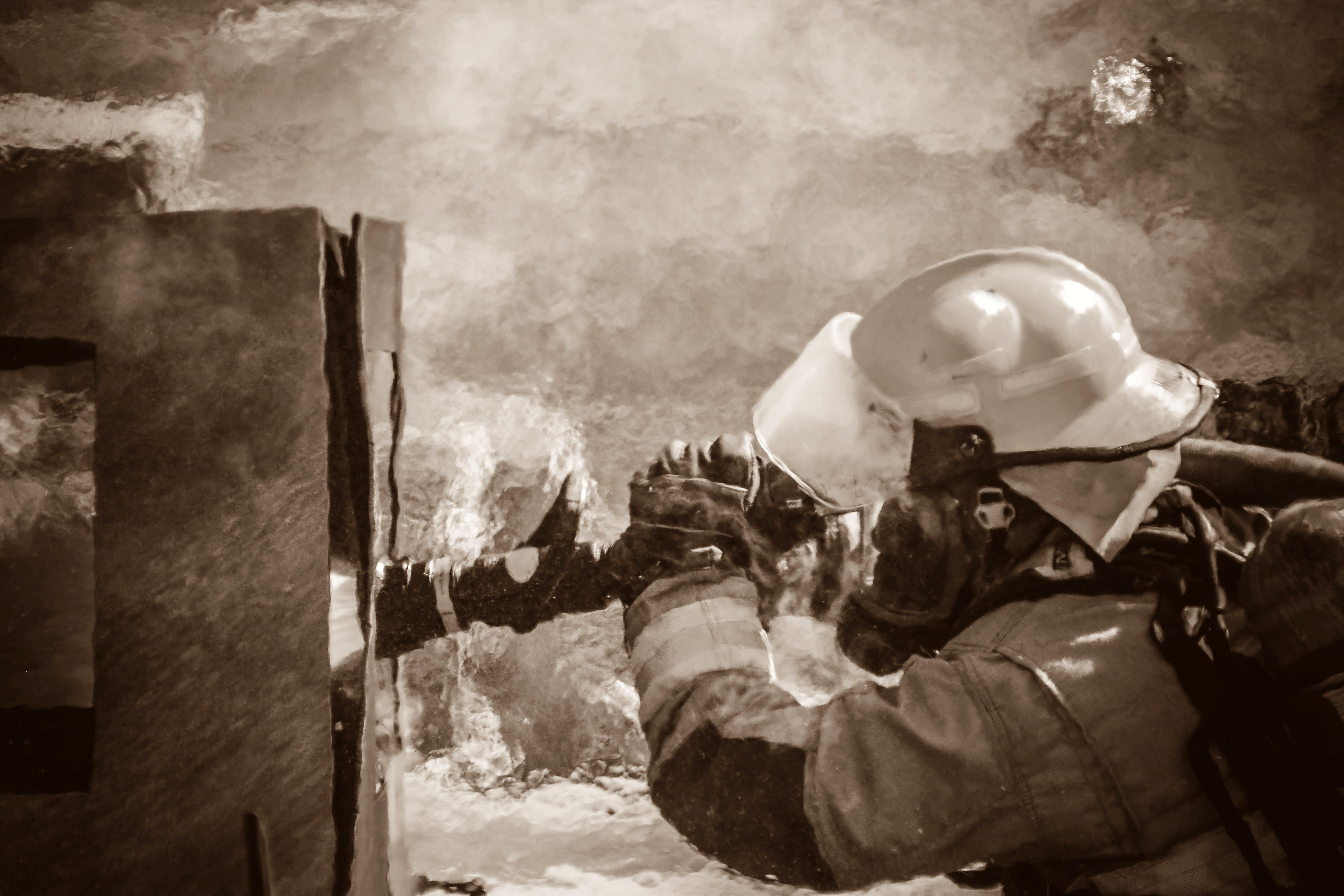 Free stock photo of fire, fire fighter, firefighter, training