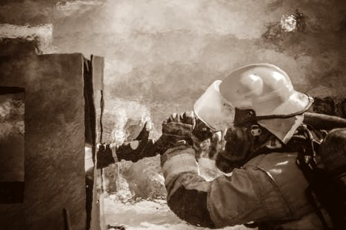Free stock photo of fire, fire fighter, firefighter
