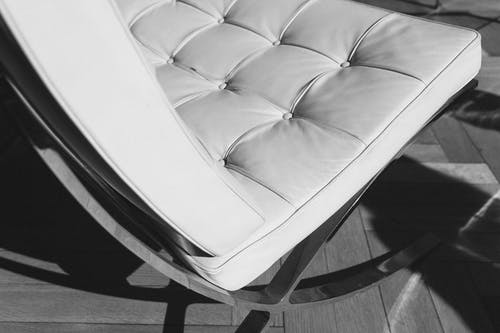 Free stock photo of bauhaus, black and white, chair, design
