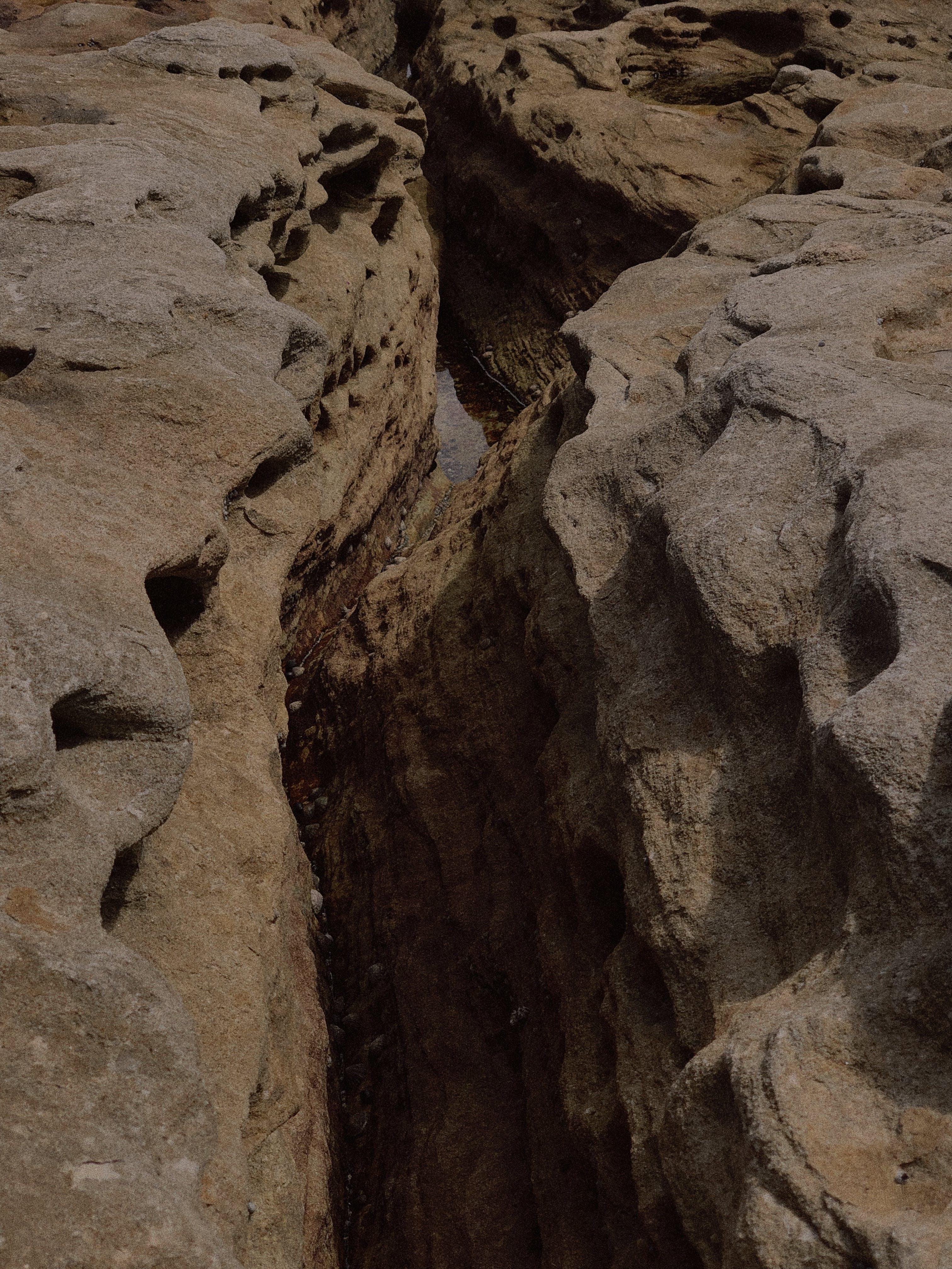 Kostenloses Stock Foto zu berg, canyon, fels, geologie