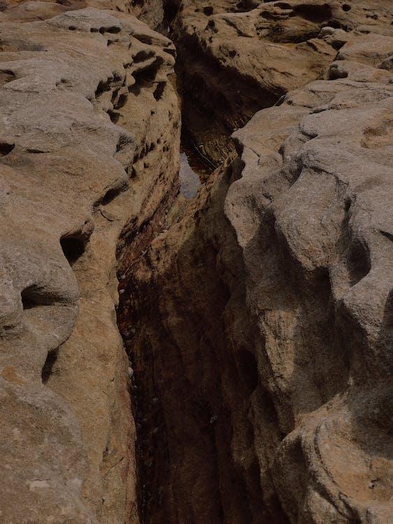 barranc, Canyon, clareja