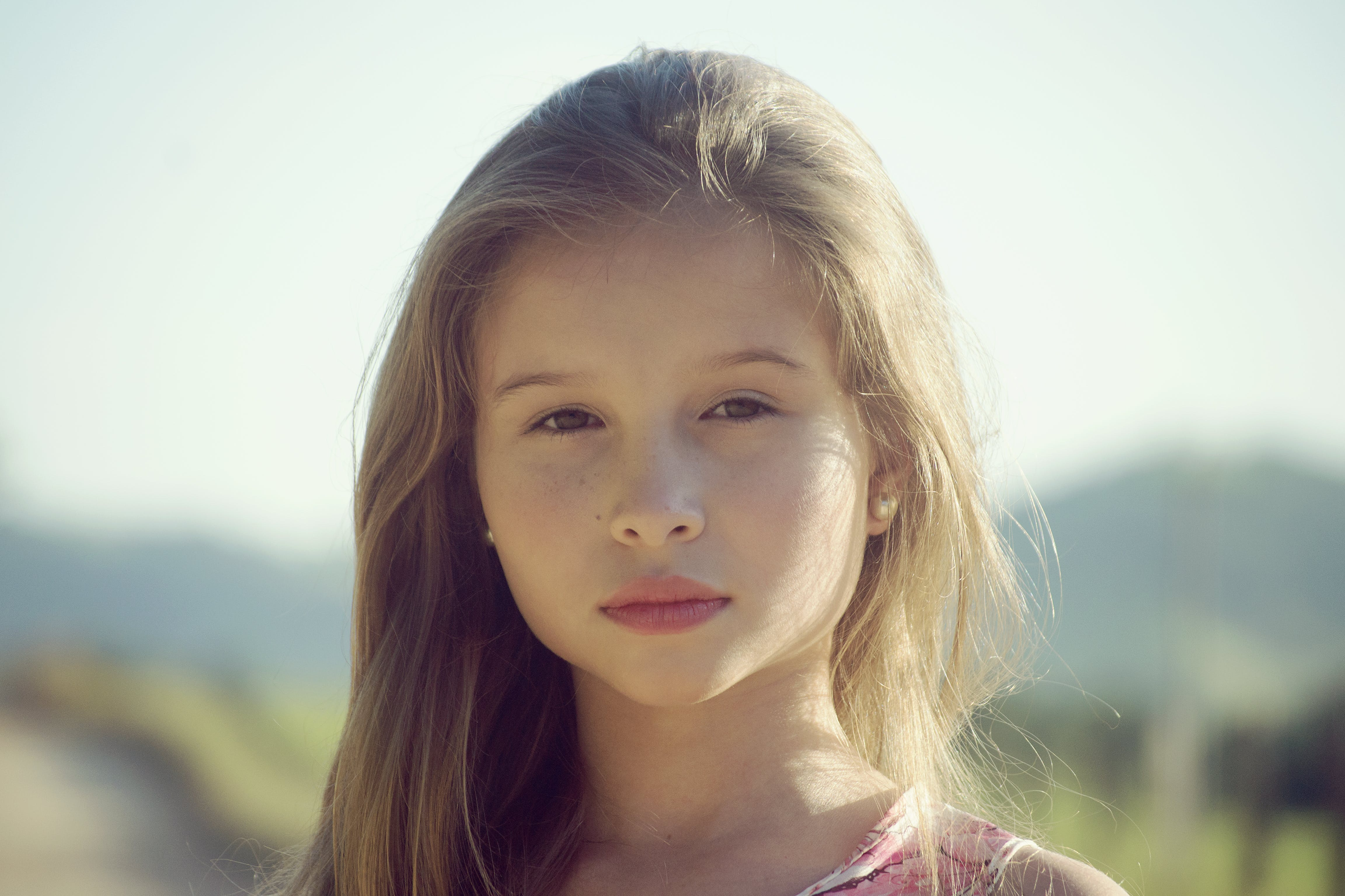 beautiul, children, girl