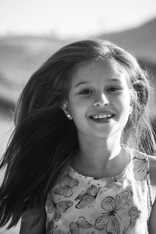 Foto d'estoc gratuïta de adorable, blanc i negre, bonic, bufó