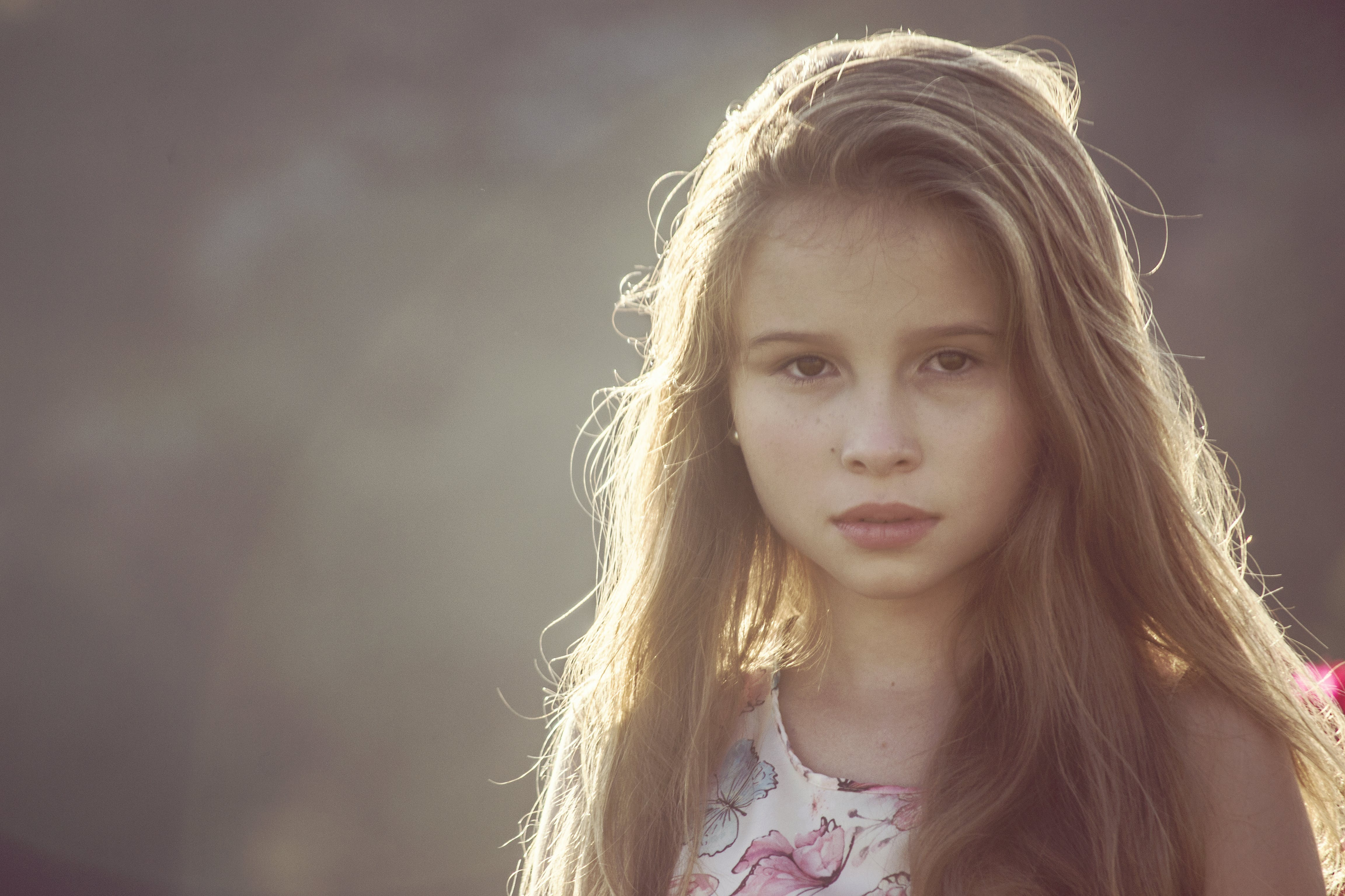 Free stock photo of beautiul, children, girl, nature